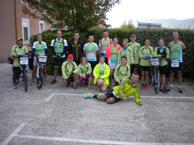 Photo de groupe Millau 2015